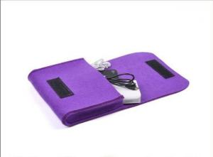 China wholesale felt cell phone case for promotion custom printed logo on sale