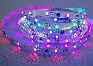 China Dream Color WS2818 IC Magic RGB LED Strip Light 5M SMD 5050 150LEDs 7.2W / M on sale