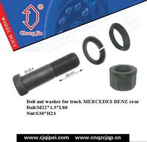 b1f575154 BENZ Wheel Hub Bolt OEM:3894010071 for sale – wheel bolt ...