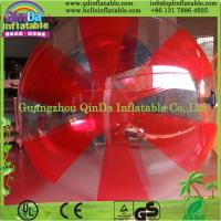 Guangzhou QinDa Water Balls, Inflatable Water Walking Ball Sphere, Aqua Zorb
