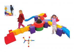 China Anti Static Indoor Playground Equipment For Preschool Anti UV on sale