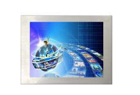 China Panel Mount Industrial Rugged Touch Panel PC Computer , 4/3 Touch Screen PC on sale