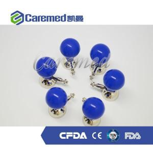 China CE / ISO Approved Reusable ECG Electrodes Suction Cup Electrodes on sale
