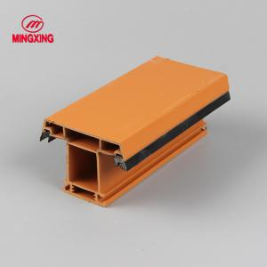 China Sound Insulation UPVC Door Parts Life Long Durability For Window And Doors on sale