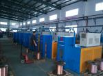 Small Copper Drawing Machine , Continuous Annealing Wire Drawing Equipment