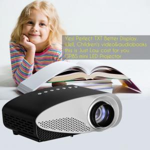 China simplebeamer GP8S double HDMI port new mini led projector,Micro Portable game Projector with ATSC,HDTV wholesale