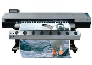 China Large Format Eco Solvent Inkjet Printer on sale