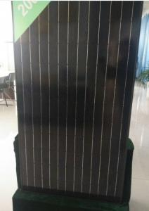 China Mono Solar Panel for Africa Home Lighting Indoor 30V 260W, anti-reflectice glass on sale