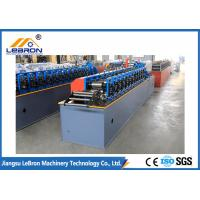 China 30m/Min 5.5KW Stud And Track Roll Forming Machine For Galvanized Steel Strip on sale