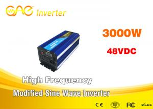 China Anti - Reverse Dc Ac Car Modified Sine Wave Inverter 3000w 36v 110v 220v Inverter on sale