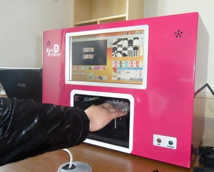 3d Digital Nail Art Printer Machine Artpro Nail Printer Ce Rohs