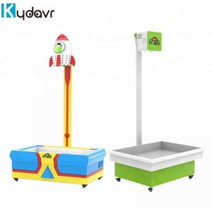 China Hot sale interactive sandbox game machine sand for kids  for amusement park on sale