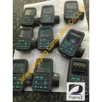 Komatsu PC200-8 controller, Both genuine and OEM displays are available