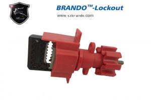 China BO F34 Universal Valve Lockout Use Cable to Lock Out The Pipes Switch on sale