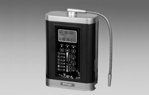 China Ionizador alcalino portátil comercial del agua para purificar la impureza, ionizador del agua del hidrógeno de la vida on sale