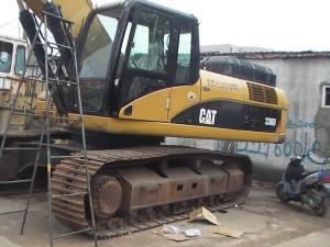 China Used Japan Excavator Caterpillar 336D on sale