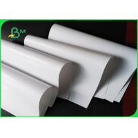 One Side Glossy Coated Paper 80 GSM Labels For Flexible Packaging