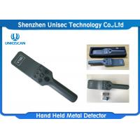 High Detecting Speed Metal Detector Hand Wand With ABS Material Housing