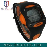High quality and best price promotion waterproof crystal mirror Digital Electronic Watch