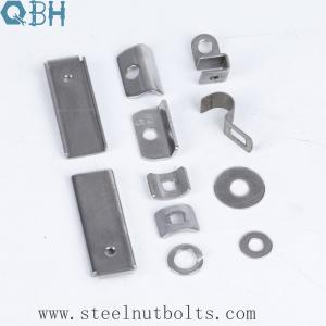 China Window Accessories Stamping Seismic Wedge Anchors Stainless Steel on sale