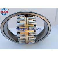 Double Row Sealed Spherical Steel Roller Bearing 50*90*23mm For Industrial Blower
