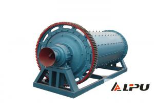 China Cement Silicate Industry Ceramic Ball Mill Machine , Discharging size 0.074-0.4mm on sale