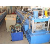 Door Frame Roll Forming Machine Roll Form Cold Rolled Galvanized Steel Sheet