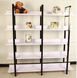 Exhibition Display Racks : Multifunction free standing display rack container exhibition