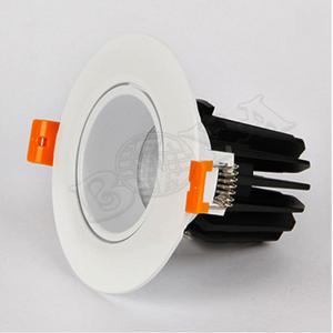 China High Lumen AC110V / 220V Recessed LED Ceiling Light Fixtures With No Driver on sale