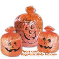 China Pumpkin Food Gift Box Packaging Garden Halloween Leaf Bags Giant Pumpkin on sale