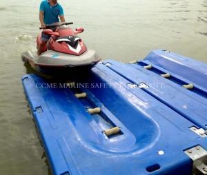 Jet Ski Lifts For Sale >> Floating Dock Pontoon And Jet Ski Lift Floating Dock For Sale