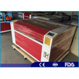 China Équipement industriel de grande précision de gravure de laser en bois avec le tube de laser de CO2 on sale