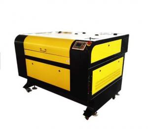 China Leather Wood CO2 CNC Laser Engraving Machine 4060 Laser 60*40cm USB Port on sale