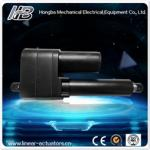 12v atuador linear waterproof for raise up and down engine hood, heavy duty linear actuator IP66