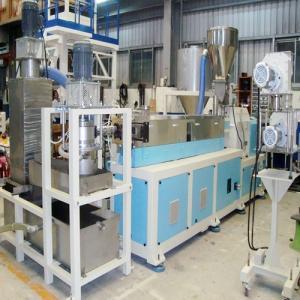 China la máquina de reciclaje plástica del extrusor del barril material del tornillo 38CrMoAlA, recicla la máquina de las botellas del plástico on sale
