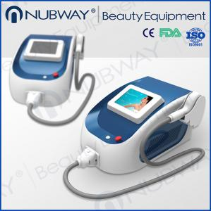 China Diode Laser Portable No No Hair Removal 808 diode laser on sale