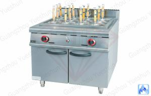 China Gas Pasta Cooker With Adjustable Legs , Western Kitchen Equipment on sale