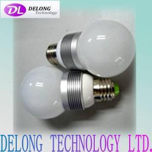 China 3w-4w Epistar round E27 led bulb lamp on sale