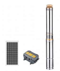 China 3LSC Series Solar Water Pumping System , Plastic Impeller Solar Dc Motor Pump on sale