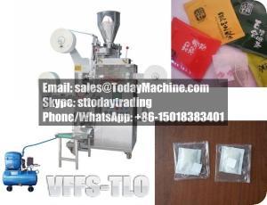 China Tea bag packing machine automatic powder packing machine automatic three edge sealer filter paper sealing machine on sale