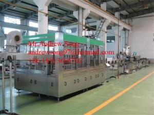China 10000BPH high quality juice bottling machine on sale