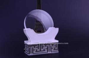 China Semi Finished 1.56 Flat Top UV420 Anti Blue Ray Hard Multi Coated Optical Lens Blanks on sale