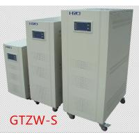 GTZW-S10-1600KVA  3 Phase Digital Control Voltage Stabilizer Specifications