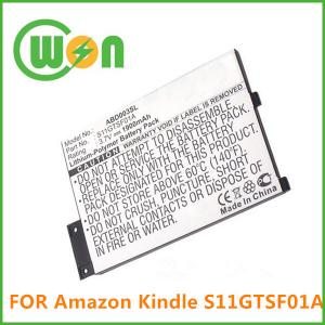 China Battery for Amazon Kindle3 Wi-Fi eBook Reader Portable Kindle 3rd Gen S11GTSF01A on sale
