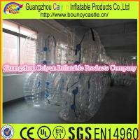 Clear Inflatable Human Bubble Ball Suits