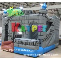 Castle Combo ,inflatable bouncer with slide,inflatable combo game KCB062