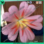 Inflatable Lighting Flower,Spring Event Decoration Inflatable,Summer Event Decoration