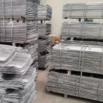 High High Rib Expanded Metal Lath 0.5mm for Building Partition