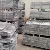 China High High Rib Expanded Metal Lath 0.5mm for Building Partition on sale