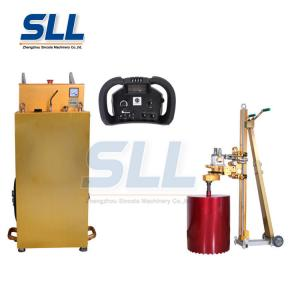 China Max Drill Diameter 100mm Detachable Drill Pipe Hydraulic Drilling Machine For Grouting Holes on sale